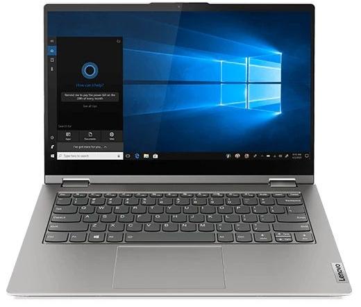 Lenovo ThinkBook 14s Yoga 20WE0001HV ásványszürke