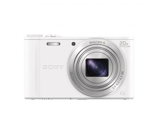 Sony Cyber-shot DSC-WX350 Fehér