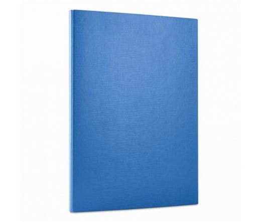 Donau Tépőzáras mappa, 15 mm, A4, Kék