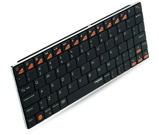 Rapoo E6300 fekete
