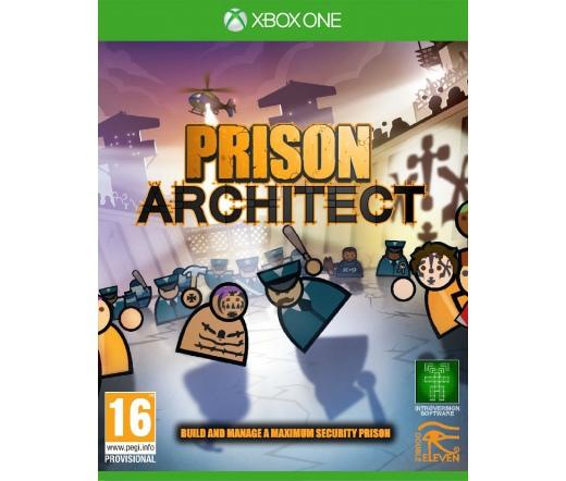 Xbox One Prison Architect