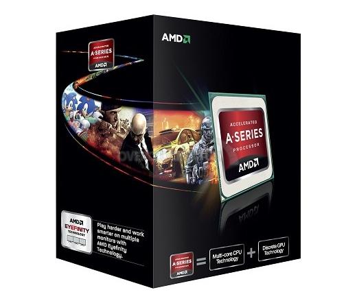AMD A10-7700K dobozos