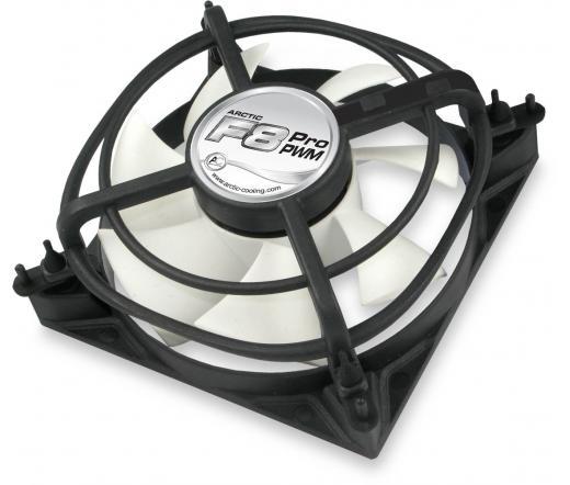 Arctic Cooling F8 Pro PWM 8cm rendszerhűtő