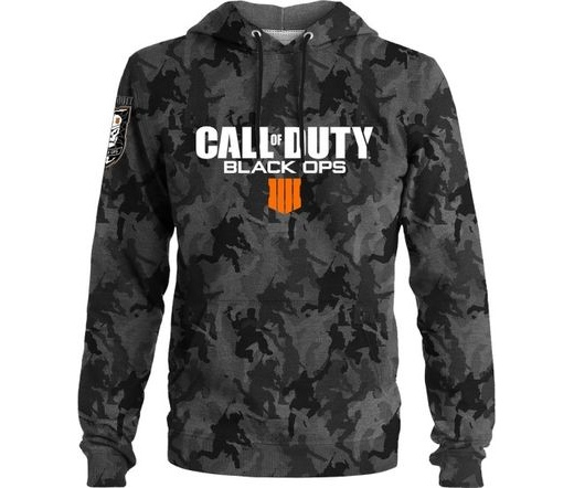 Call of Duty: Black Ops 4 kapucnis terepmintás M