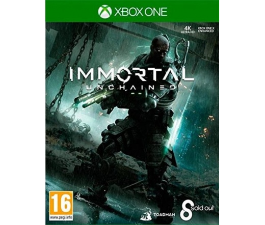 Xbox One Immortal Unchained