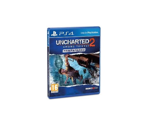 PS4 Uncharted 2: Among Thieves