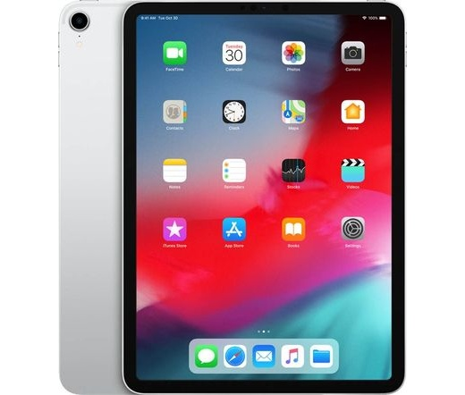 """Apple iPad Pro 11"""" 512GB Wi-Fi + LTE ezüst"""