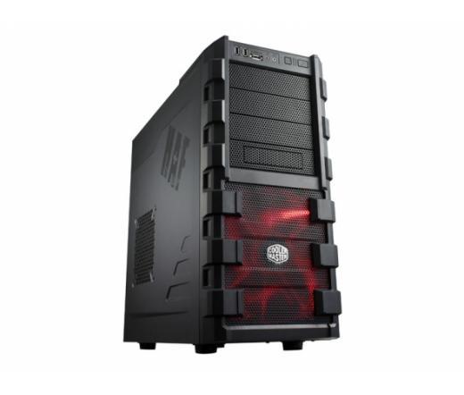 Cooler Master HAF 912 Plus Fekete GX750W PSU