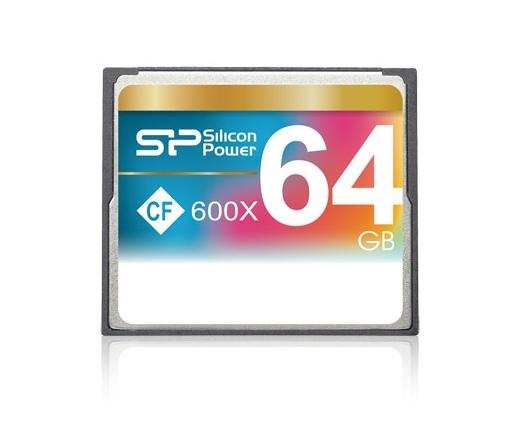 Silicon Power CF 600X 64GB