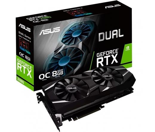 Asus Dual RTX 2080-8G 8GB