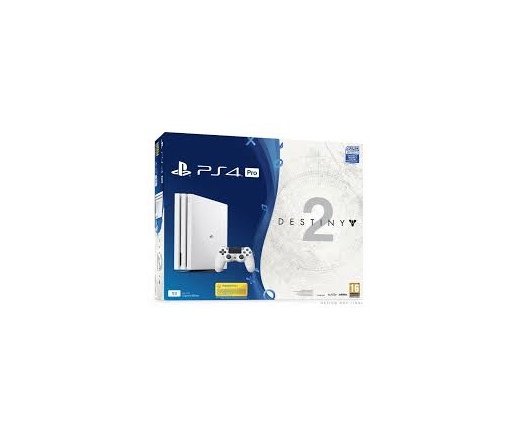 PS4 Playstation 4 PRO 1TB + Destiny 2 csomag