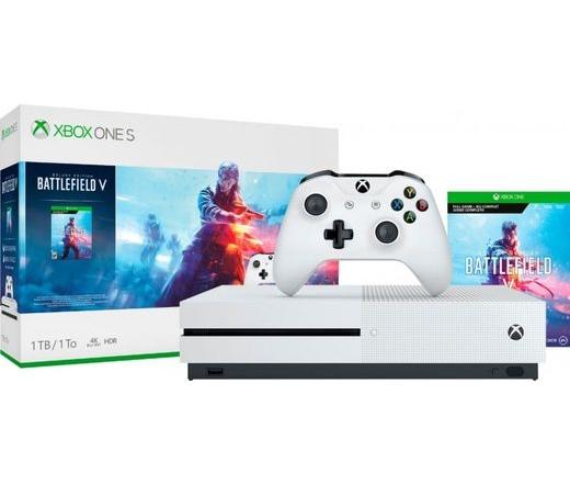 Microsoft Xbox One S 1TB + Battlefield V