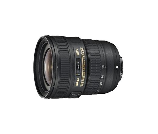 Nikon 18-35mm f/3.5-4.5 G AF-S