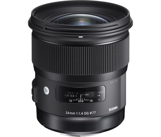 Sigma ART 24mm f/1.4 DG HSM (Nikon)