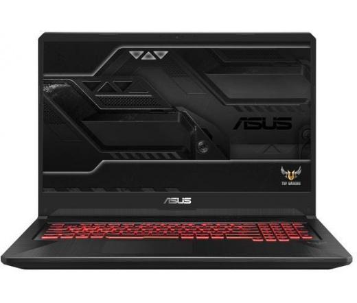 Asus TUF Gaming FX705GD-EW069 Piros