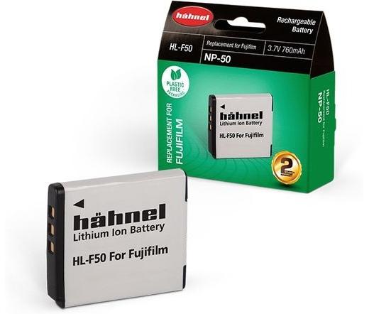 Hahnel HL-F50 (Fujifilm NP-50 760mAh)