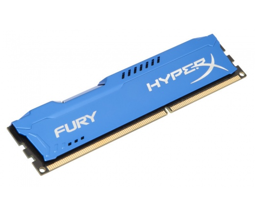 Kingston HyperX Fury 1866MHz 4GB CL10 kék