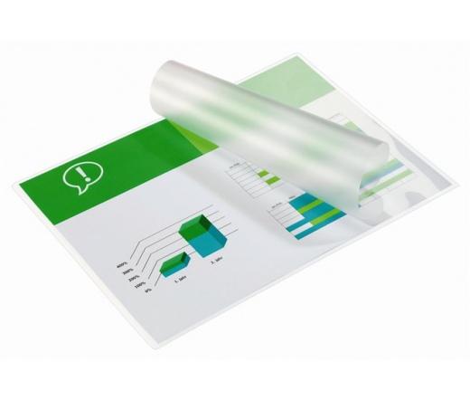 GBC Meleglamináló fólia, 125 mikron, A6, fényes