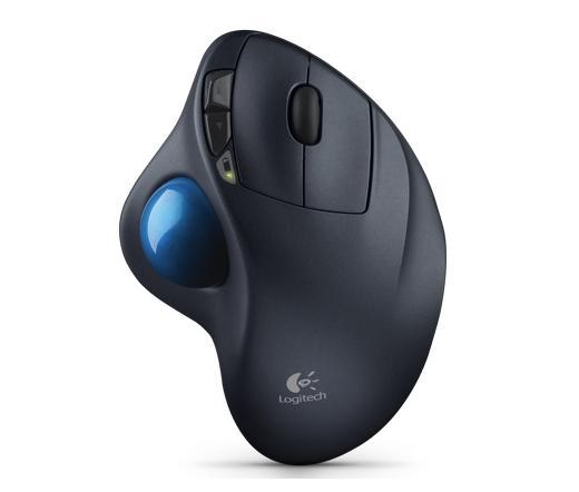 Logitech Wireless Trackball M570 Fekete