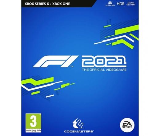 F1 2021 - Xbox Series X / Xbox One