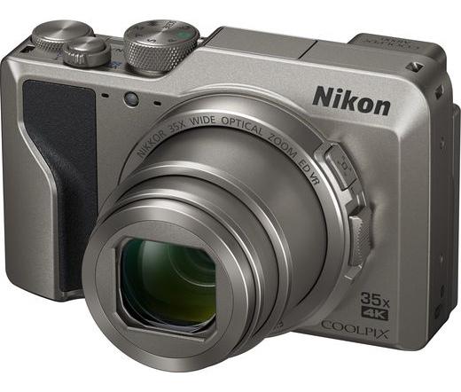 Nikon COOLPIX A1000 ezüst