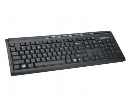 Gigabyte GK-K6150 Fekete