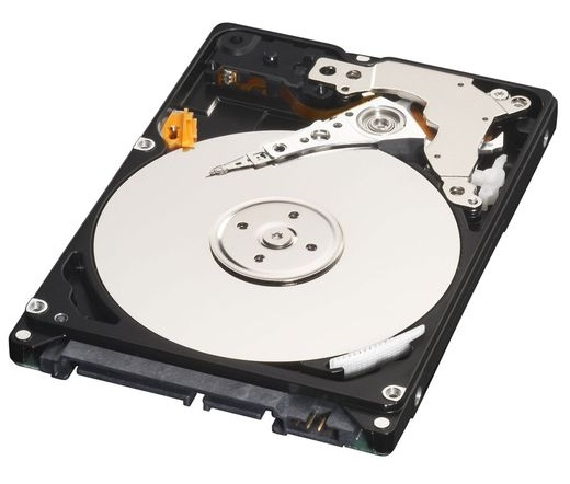 WD Laptop Everyday 500GB