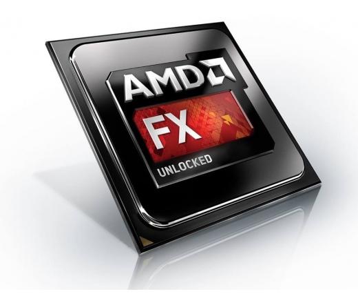 AMD FX-9590 dobozos noFan