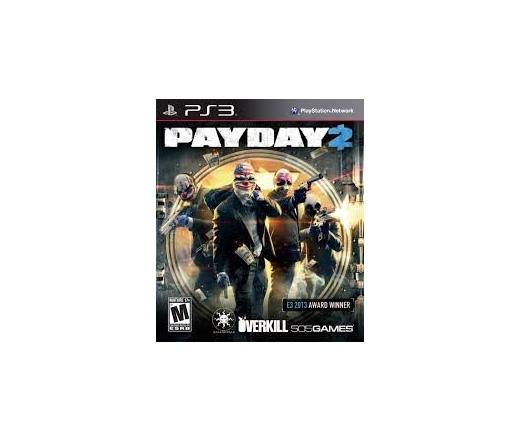 PS3 Payday 2