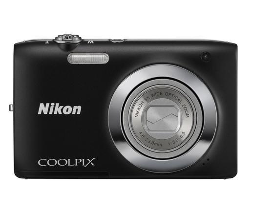 Nikon COOLPIX S2600 fekete