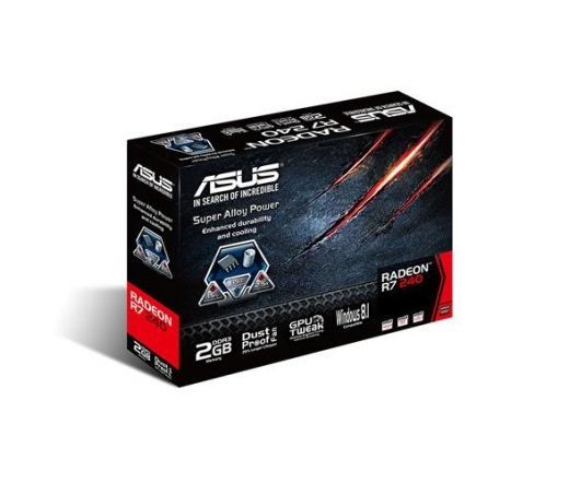 Asus R7240-2GD3-L 2GB DDR3