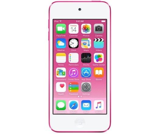 Apple iPod touch (6) 64GB rózsaszín