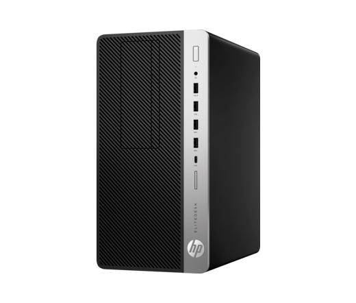 HP EliteDesk 705 G4 MT Ryzen 7 2700 RX550