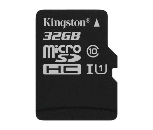 Kingston Canvas Select microSD 80MB/s 32GB
