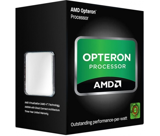 AMD Opteron 4334 dobozos