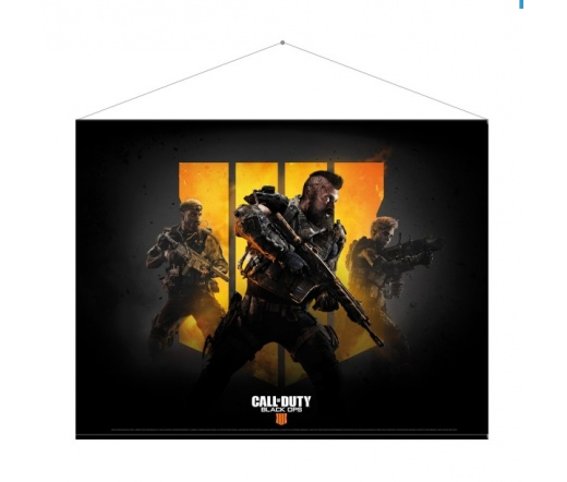 "Call of Duty: Black Ops 4 - ""Keyart"" tekercskép"