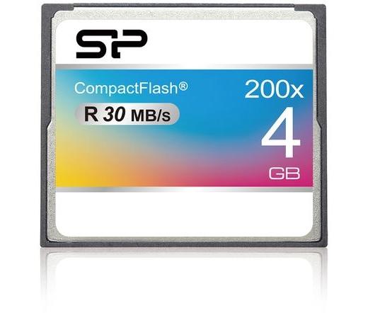 Silicon Power CF 200X 4GB
