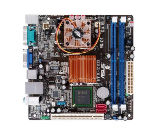 Asus ITX-220 (Integrált Celeron C220)
