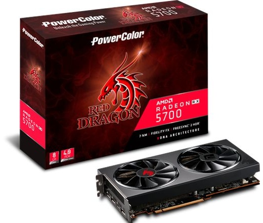 PowerColor Red Dragon Radeon RX 5700