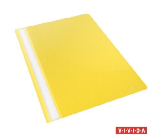 "Esselte ""Standard"" Gyorsfűző, PP, A4 sárga"