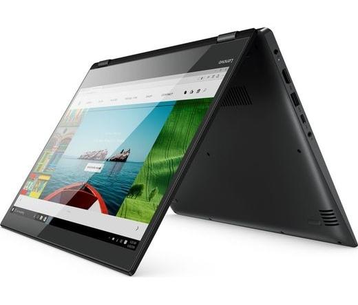 Lenovo Yoga 520 80X8010NHV fekete