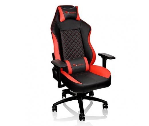 Thermaltake GT-Comfort C500 Gamer Szék piros