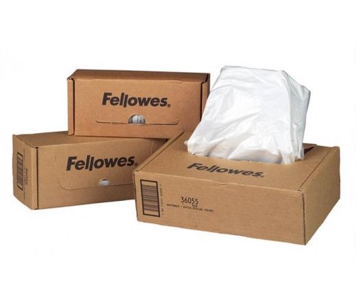 Fellowes zsák (227 liter, 50 darab)