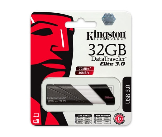 Kingston Elite 32GB USB3.0