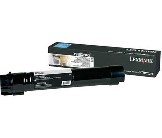 Lexmark X95x fekete