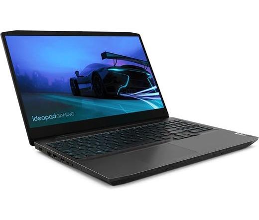 Lenovo Ideapad Gaming 3-15IMH05 81Y4008BHV fekete