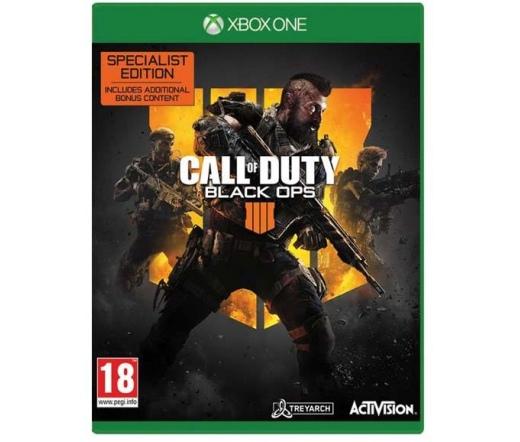 Call Of Duty - Black Ops IIII Specialist Ed. Xbox