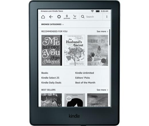 Amazon Kindle (2016) speciális ajánlatokkal