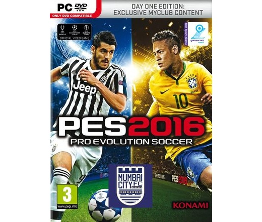 Pro Evolution Soccer (PES) 2016 PC