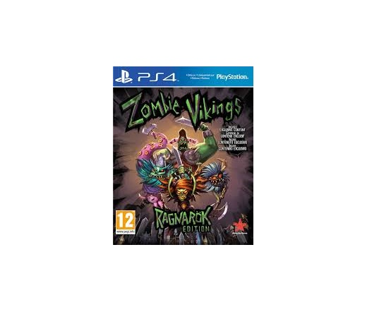PS4 Zombie Vikings